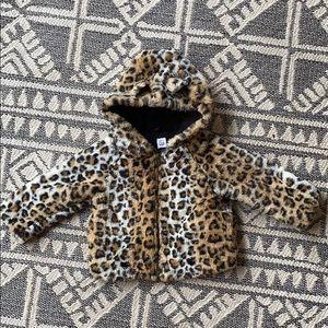 Baby Gap Animal Print Jacket